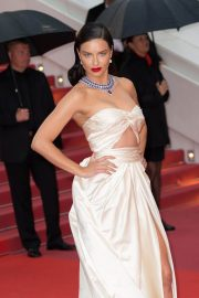 Adriana Lima Stills at Burning Premiere at 71st Annual Cannes Film Festival 2018/05/16 8
