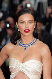 Adriana Lima Stills at Burning Premiere at 71st Annual Cannes Film Festival 2018/05/16 9