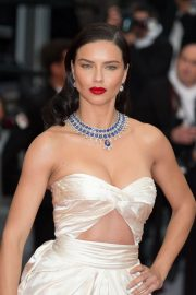 Adriana Lima Stills at Burning Premiere at 71st Annual Cannes Film Festival 2018/05/16 11