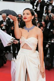 Adriana Lima Stills at Burning Premiere at 71st Annual Cannes Film Festival 2018/05/16 12
