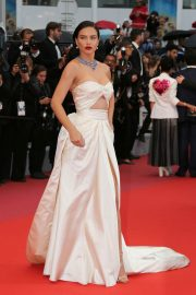 Adriana Lima Stills at Burning Premiere at 71st Annual Cannes Film Festival 2018/05/16 14