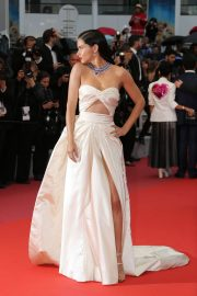 Adriana Lima Stills at Burning Premiere at 71st Annual Cannes Film Festival 2018/05/16 15