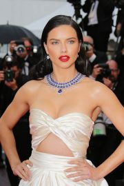 Adriana Lima Stills at Burning Premiere at 71st Annual Cannes Film Festival 2018/05/16 16
