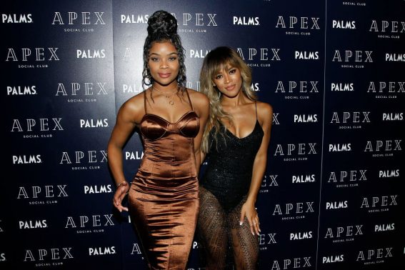 Ajiona Alexus at Apex Social Club + Camden Cocktail Lounge in Las Vegas 2018/05/26 2