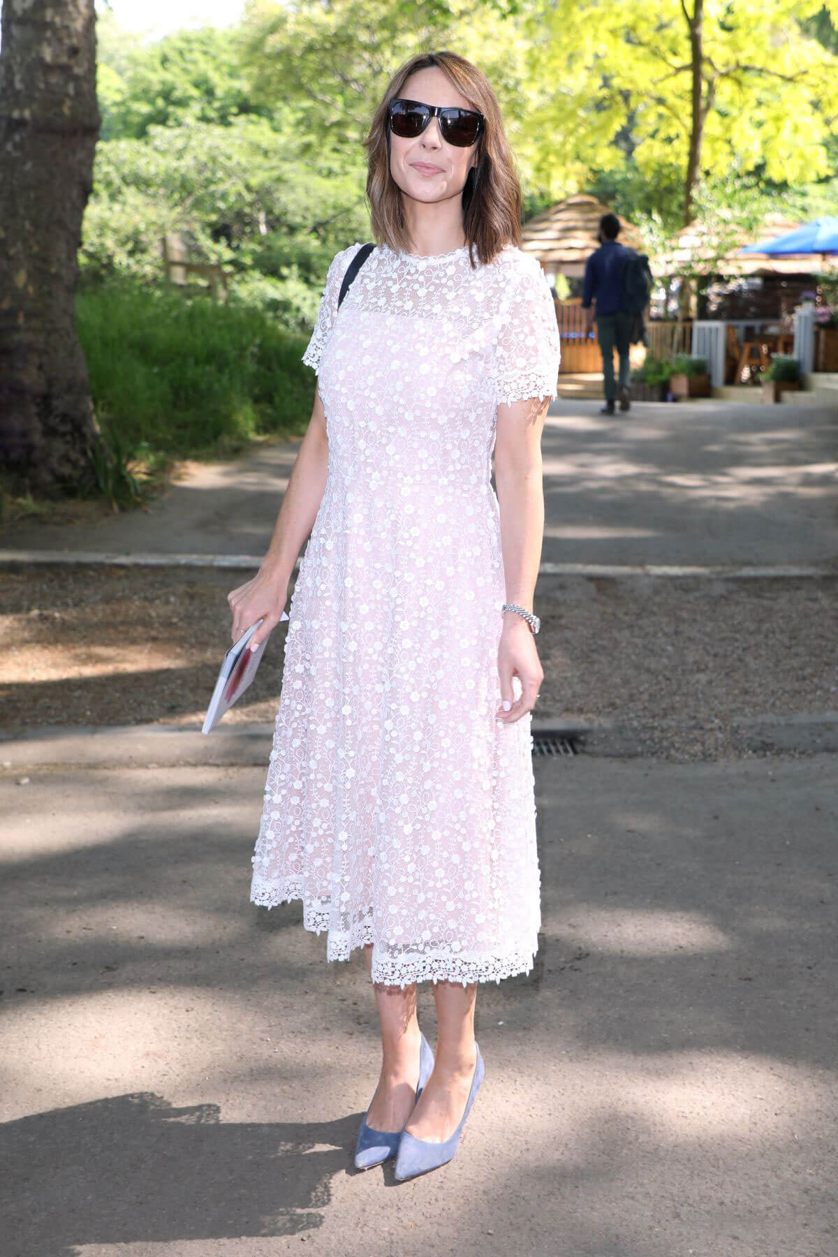 Alex Jones Stills at Chelsea Flower Show in London 2018/05/21 5