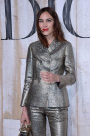 Alexa Chung at Christian Dior Couture Spring/Summer 2019 Cruise Collection in Chantilly 2018/05/26 7