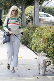 Alice Eve Out with Her Dog in Los Angeles 2018/05/29 4