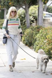 Alice Eve Out with Her Dog in Los Angeles 2018/05/29 6