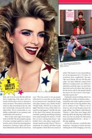 Alison Brie and Betty Gilpin Stills in Entertainment Weekly, May 2018 Issue 2