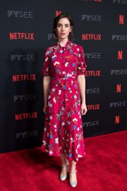 Alison Brie at #netflixfysee for Your Consideration Event For 'GLOW' in Los Angeles 2018/05/30 3