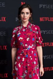 Alison Brie at #netflixfysee for Your Consideration Event For 'GLOW' in Los Angeles 2018/05/30 6