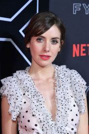 Alison Brie Stills at Netflix FYSEE Kick-off Event in Los Angeles 2018/05/06 2