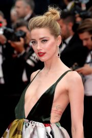 Amber Heard Stills at Sorry Angel Premiere at Cannes Film Festival 2018/05/10 5