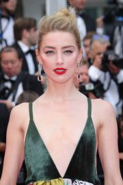 Amber Heard Stills at Sorry Angel Premiere at Cannes Film Festival 2018/05/10 17