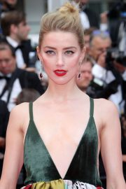 Amber Heard Stills at Sorry Angel Premiere at Cannes Film Festival 2018/05/10 19