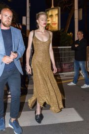 Amber Heard Stills Night Out in Cannes 2018/05/09 9