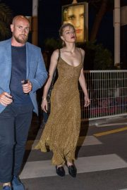 Amber Heard Stills Night Out in Cannes 2018/05/09 12