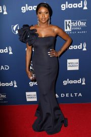 Amiyah Scott Stills at 2018 Glaad Media Awards in New York 2018/05/05 1