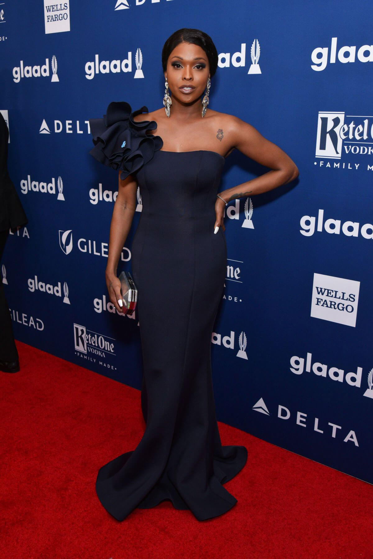 Amiyah Scott Stills at 2018 Glaad Media Awards in New York 2018/05/05 5