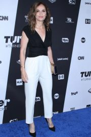 Amy Brenneman Stills at Turner Upfront Presentation in New York 2018/05/16 7