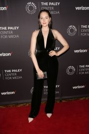 Amy Forsyth Stills at Paley Honors: A Gala Tribute to Music on Television in New York 2018/05/15 2