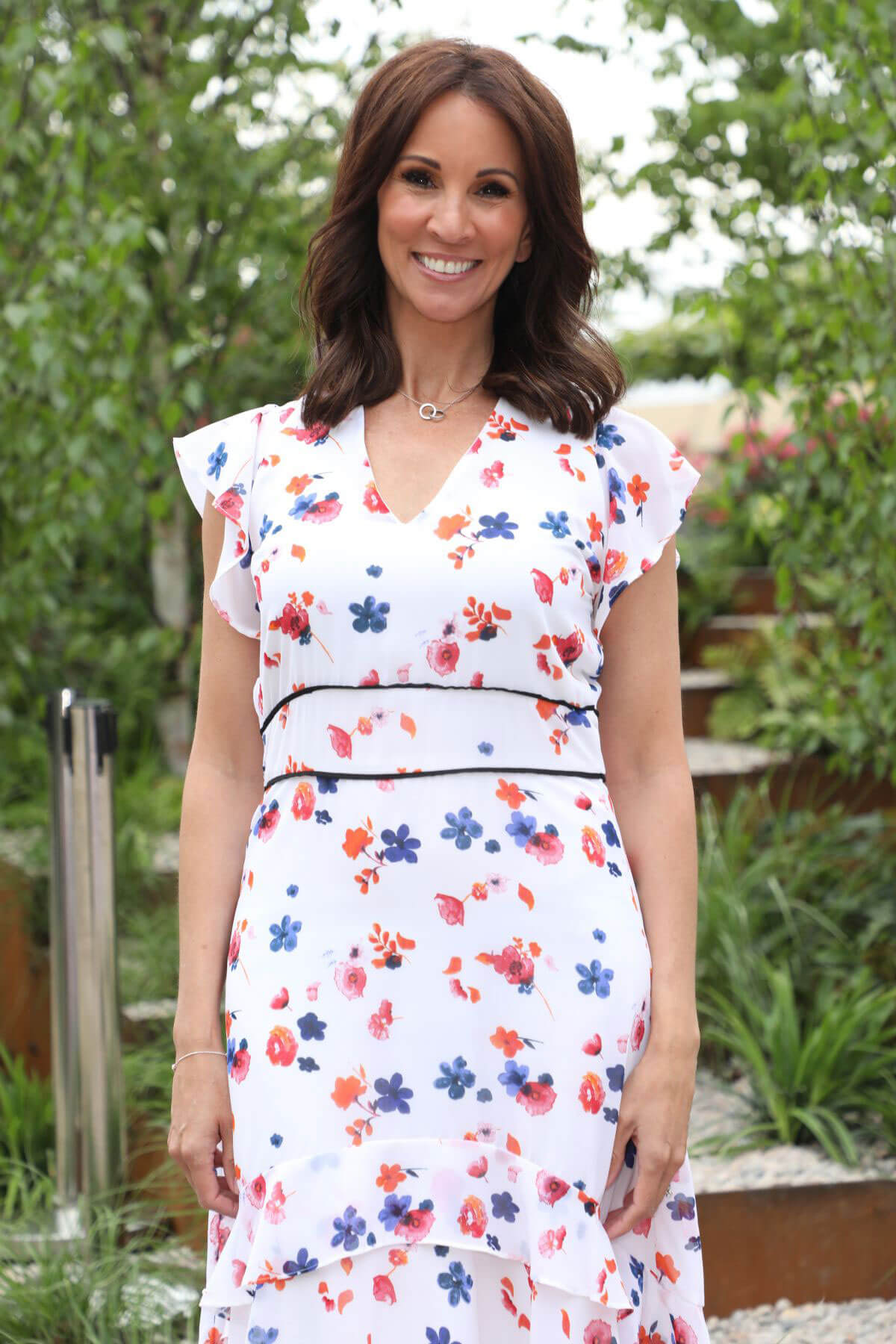 Andrea McLean Stills at Chelsea Flower Show in London 2018/05/21 1