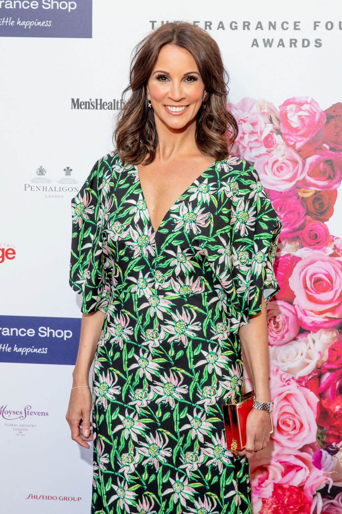 Andrea McLean Stills at Fragrance Foundation Awards in London 2018/05/17 6