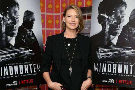 Anna Torv Stills at Mindhunter Official Screening and Panel in New York 2018/05/19 1