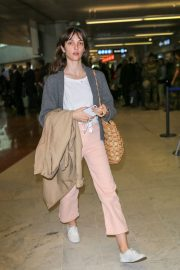 Annabelle Belmondo Stills at Nice Airport 2018/05/07 5