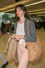 Annabelle Belmondo Stills at Nice Airport 2018/05/07 8