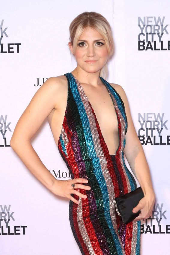 Annaleigh Ashford Stills at New York City Ballet Spring Gala 2018/05/03 4