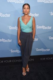 Antonia Thomas Stills at The Good Doctor FYC Event in Los Angeles 2018/05/22 5