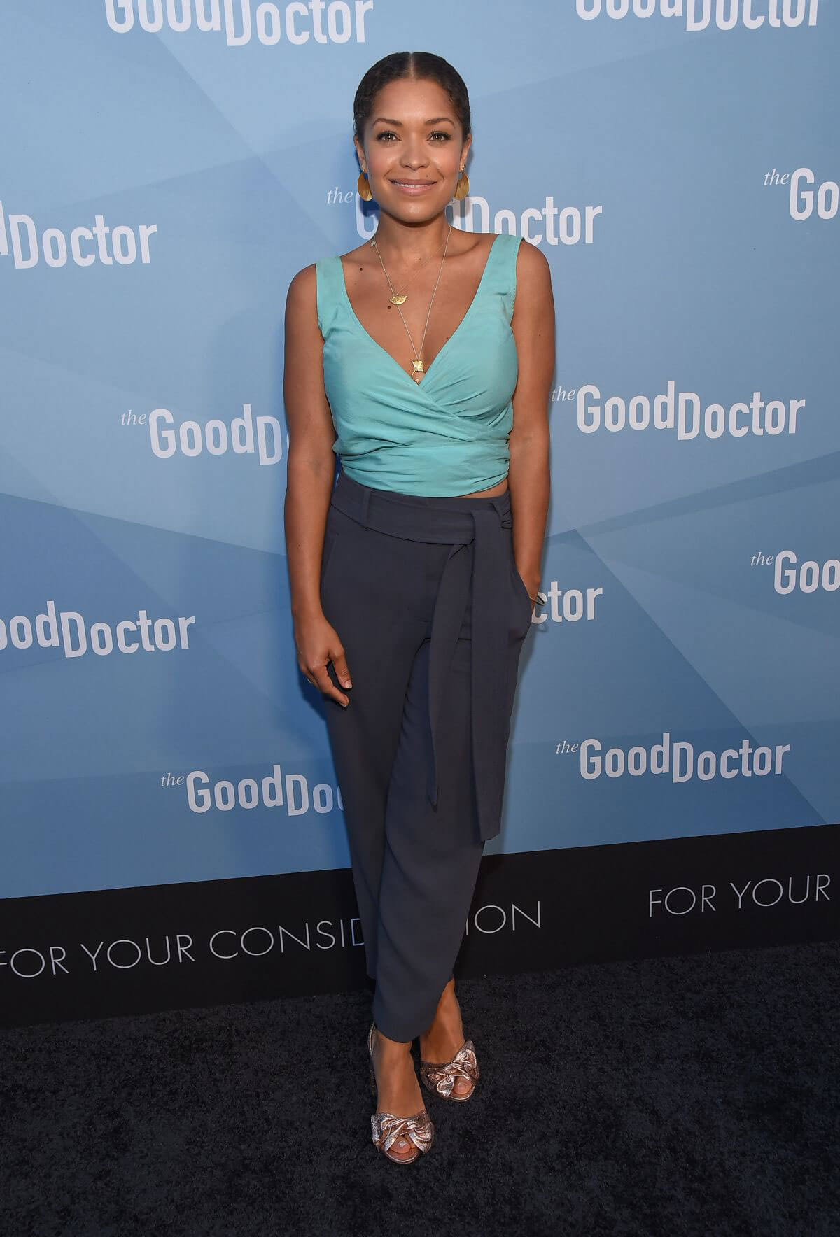 Antonia Thomas Stills at The Good Doctor FYC Event in Los Angeles 2018/05/22 8