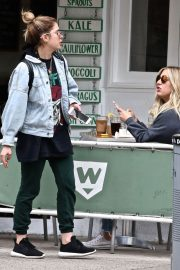 Ashley Benson Stills Out and About in New York 2018/05/22 11