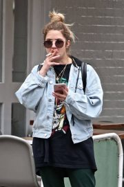 Ashley Benson Stills Out and About in New York 2018/05/22 13