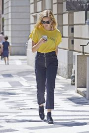 Ava Phillippe Stills Out and About in New York 2018/05/03 4