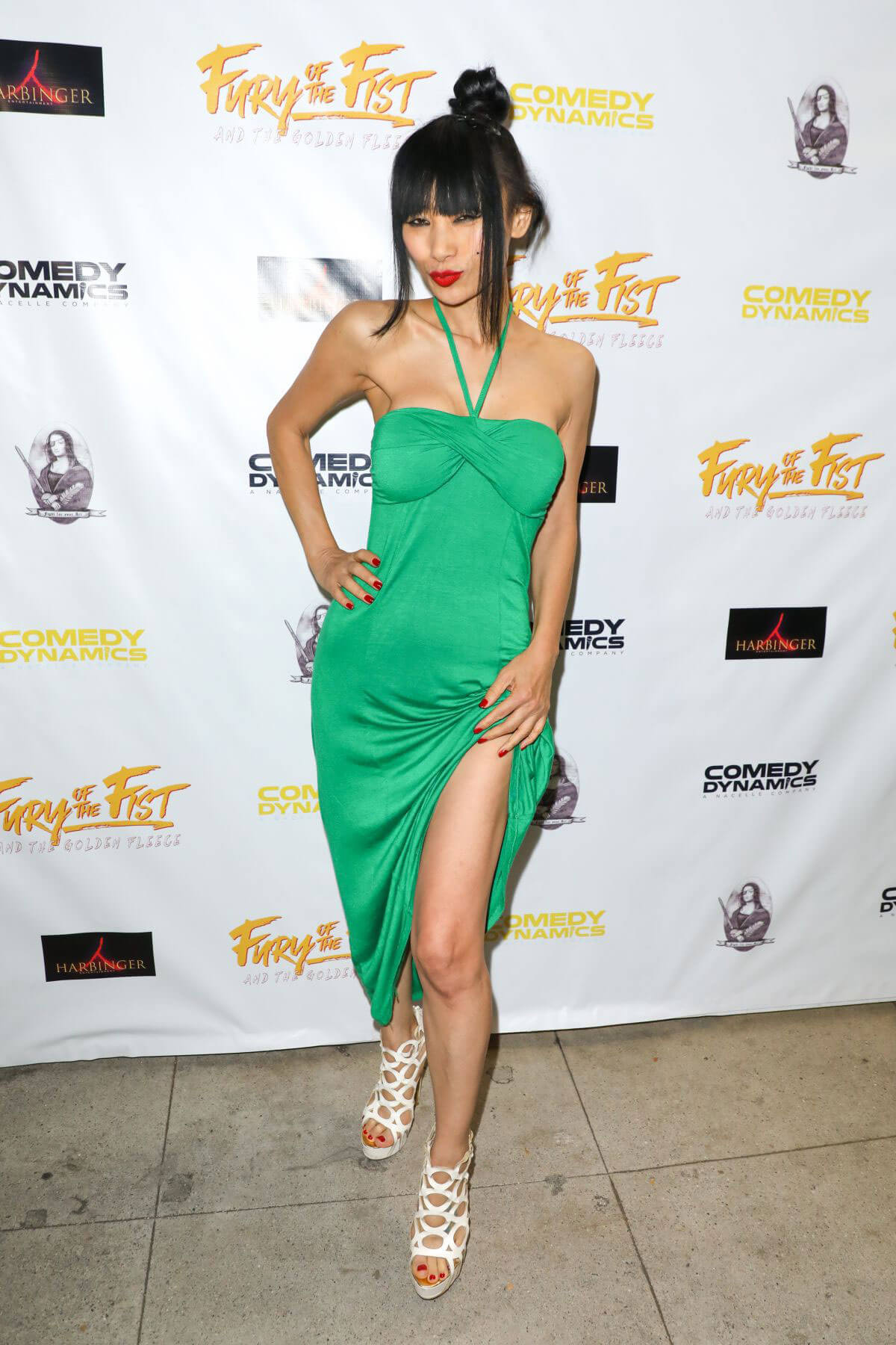 Bai Ling at Fury of the Fist and the Golden Fleece Premiere in Beverly Hills 2018/05/24 9