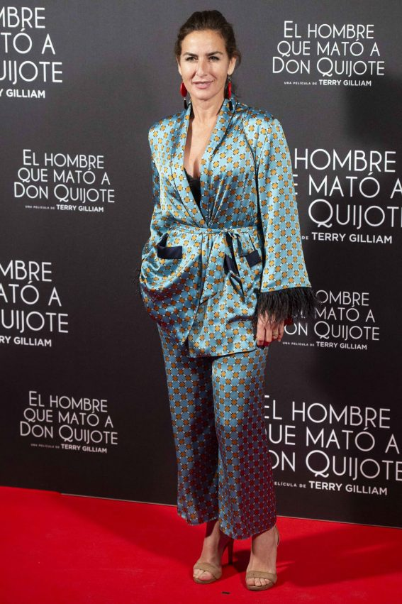 Belen Lopez at The Man Who Killed Don Quixote Premiere in Madrid 2018/05/28 3