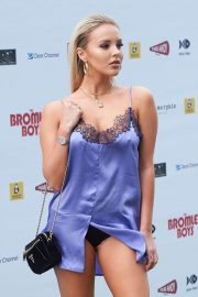 Betsy-Blue English at Bromley Boys Premiere in London 2018/05/24 3
