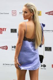 Betsy-Blue English at Bromley Boys Premiere in London 2018/05/24 14