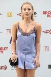 Betsy-Blue English at Bromley Boys Premiere in London 2018/05/24 16