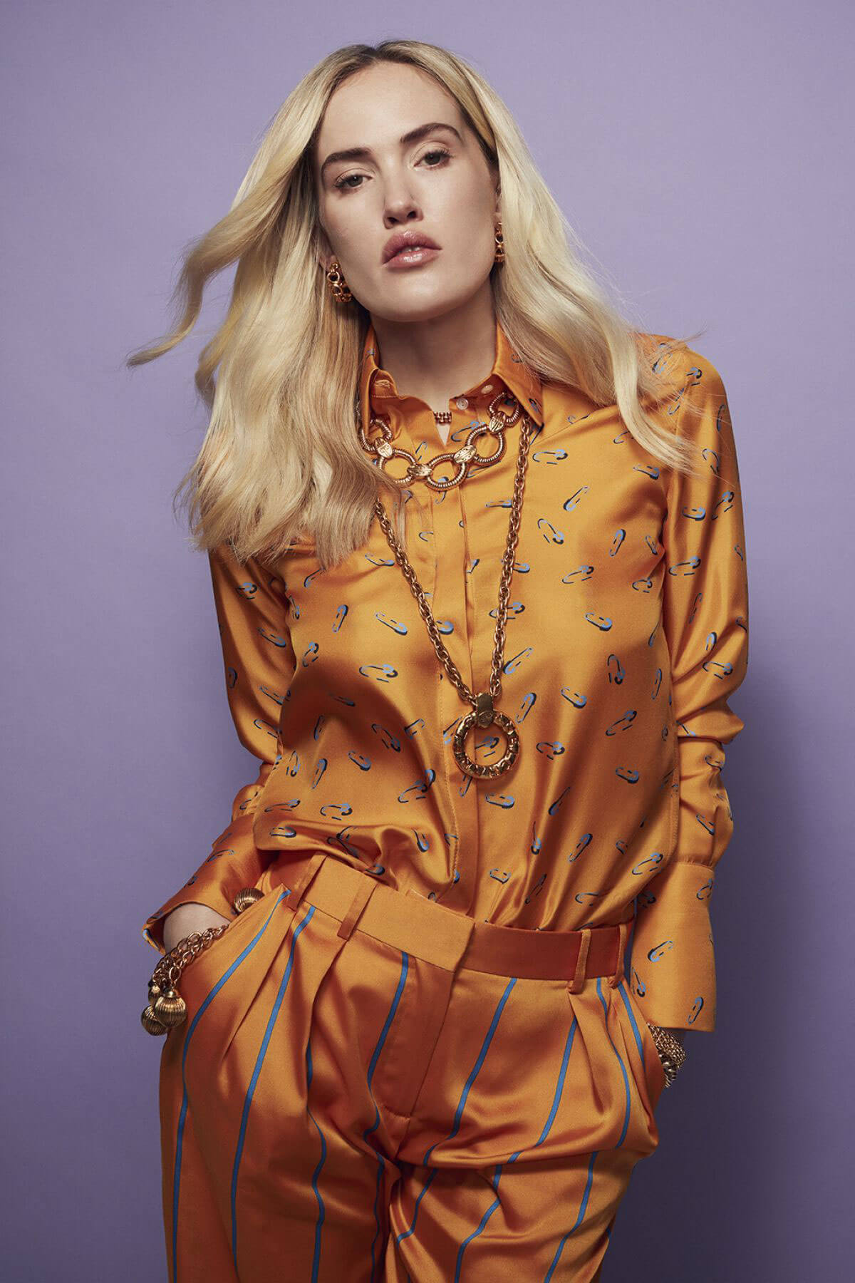 Betsy Poses for Phoenix Magazine 2018 Issue 3