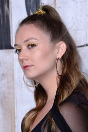 Billie Lourd at Christian Dior Couture Cruise Collection Photocall in Paris 2018/05/25 2