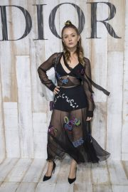 Billie Lourd at Christian Dior Couture Cruise Collection Photocall in Paris 2018/05/25 3