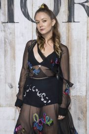 Billie Lourd at Christian Dior Couture Cruise Collection Photocall in Paris 2018/05/25 5