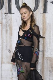Billie Lourd at Christian Dior Couture Cruise Collection Photocall in Paris 2018/05/25 6