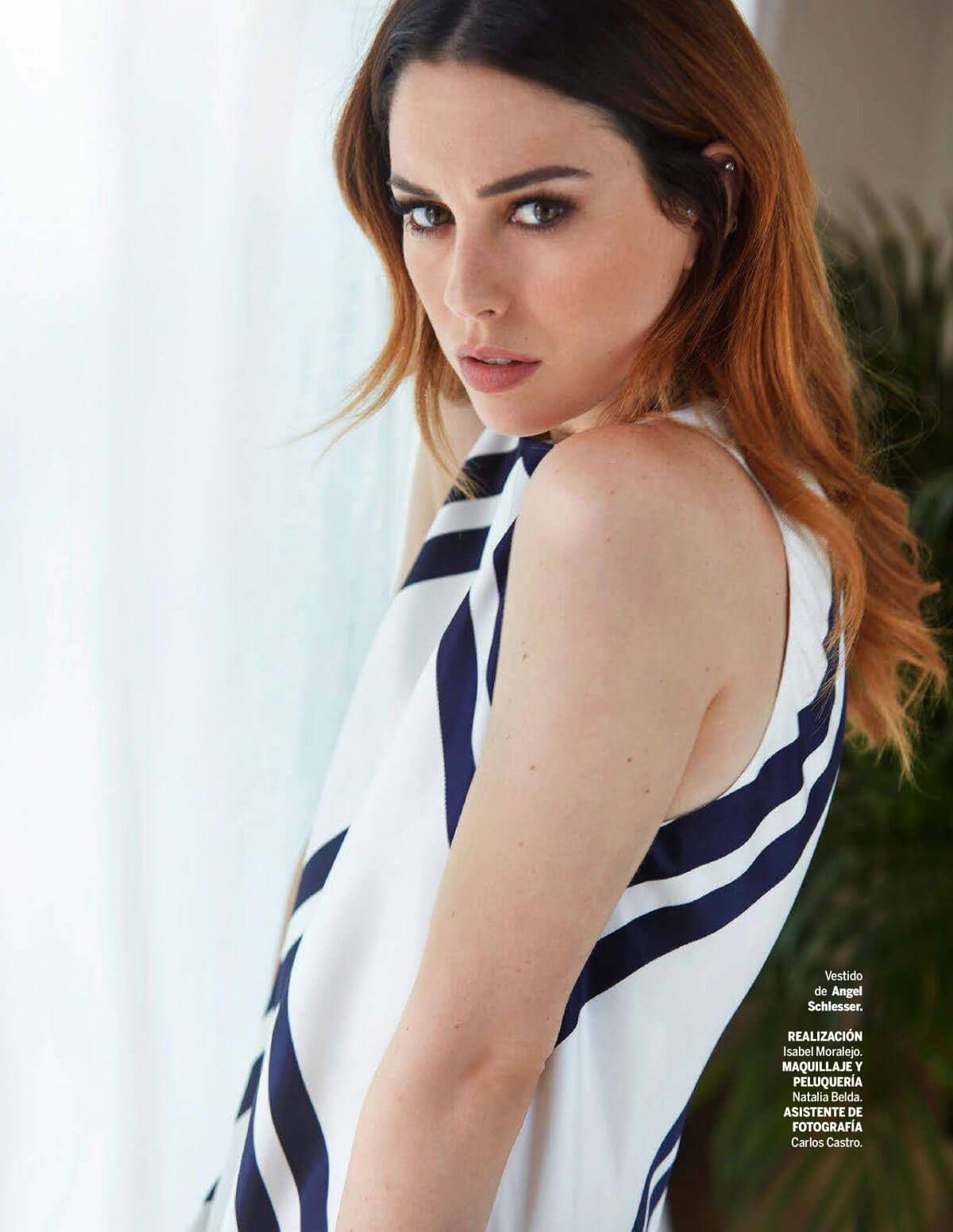 Blanca Suarez in Yo Dona, May 2018 Issue 1