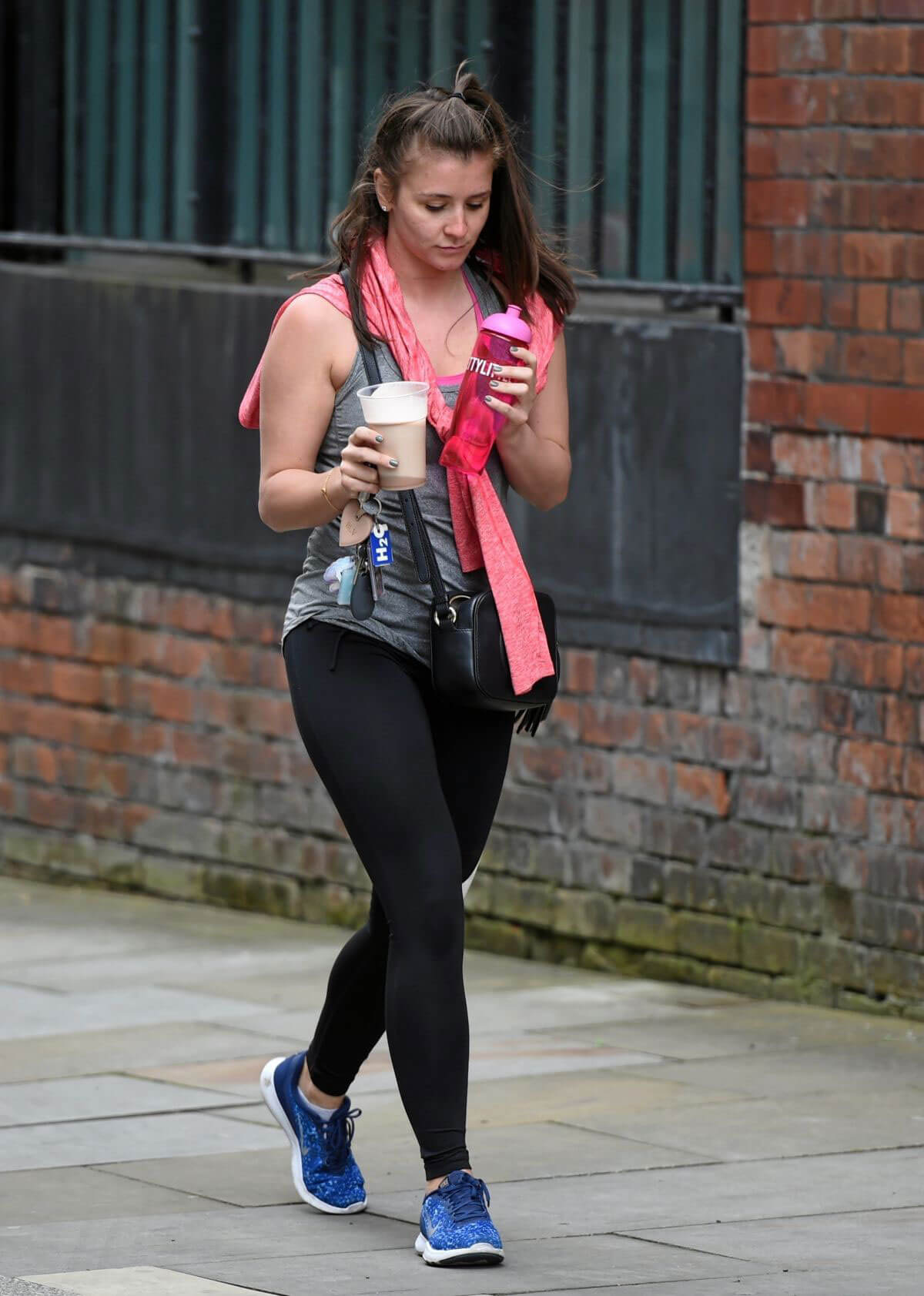 Brooke Vincent Stills Leaves a Gym in Manchester 2018/04/26 4