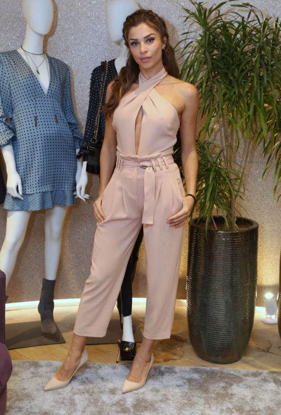 Bruna Marquezine and Grazi Massafera Stills at Le Lis Blanc Collection Launch in Rio De Janeiro 2018/05/10 17