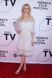 Caitlin Fitzgerald Stills at Sweetbitter Premiere at Tribeca Film Festival 2018/04/26 3